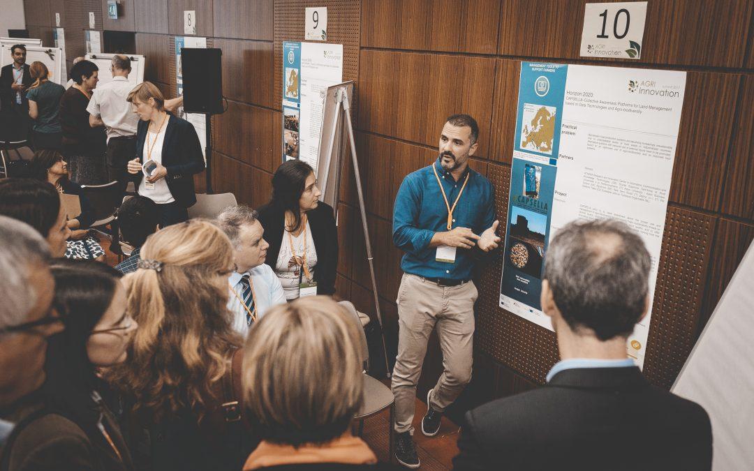 CAPSELLA in Lisbon at the Agri Innovation Summit 2017