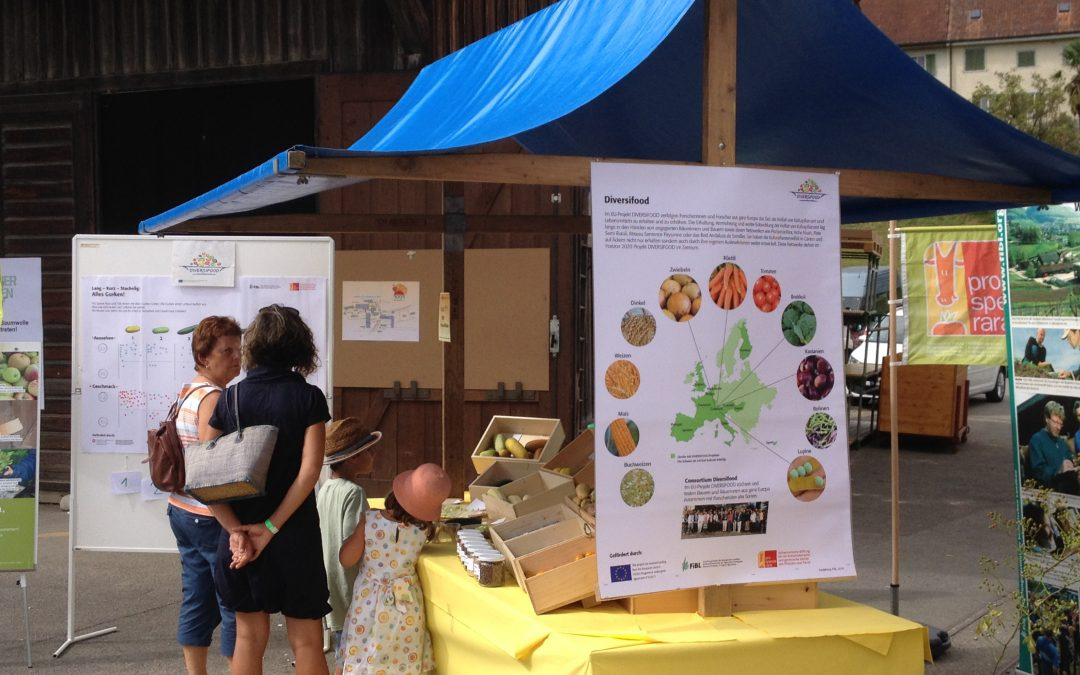 DIVERSIFOOD Workshop – Enabling Crop Biodiversity on the Market