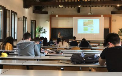 CAPSELLA as case study at University of Padova